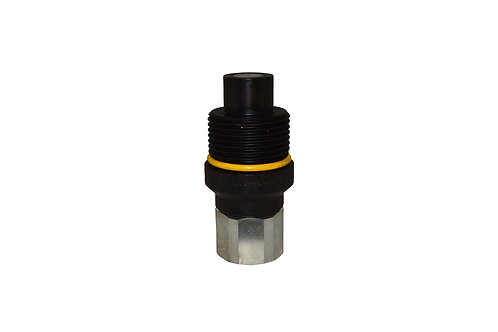 "Hydraulic Quick Coupler - VEP15 Series - 3/4"" SAE Male Nipple"