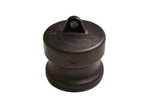 "Camlock - Dust Plug - 3/4"" - Polypropylene - 075DP"