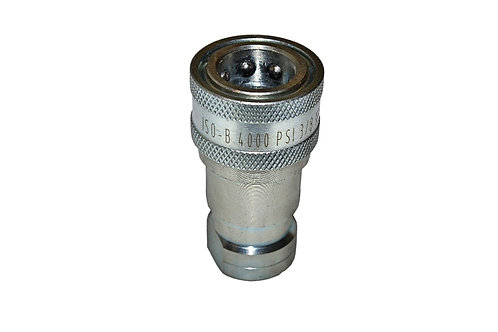 "Hydraulic Quick Coupler - ISO 7241-1 B - 3/8"" NPT - Female Coupler - IRB Series"