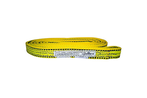 """Lifting Web Sling - 1"""" x 6 FT - Two Ply - Endless - Type 5 - Polyester"""