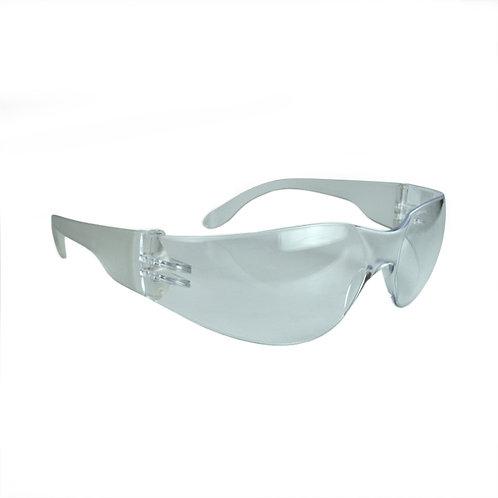 Safety Eyewear - Clear AF Lens - Polycarbonate - Clear Frame - Radians Mirage