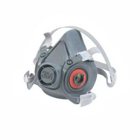 Face Mask - Half Facepiece Respirator - 6000 Series - Large