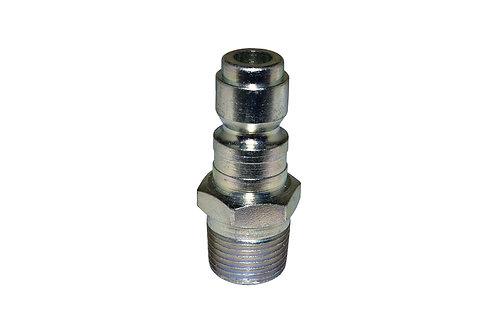 "Automotive Tru-Flate - 3/8"" Plug - 1/4"" Male Pipe Threads"