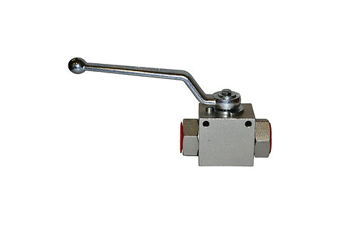 "High Pressure Ball Valve - Hydraulic - 3/4"" - Steel"