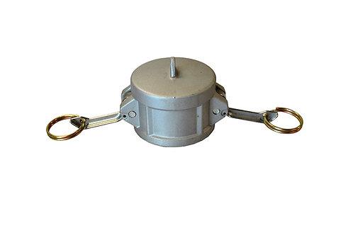 """Camlock - Dust Cap - 1-1/4"""" - Aluminum - 125DC"""