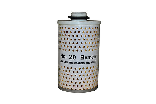 Fuel Filter - Universal Water Block - Elements Goldenrod Style - 20WB