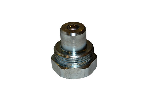 "Hydraulic Quick Coupler - Enerpac Interchange 1/4"" Male Nipple - C 604 Style"