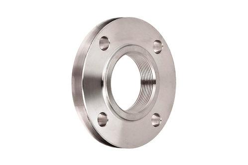 "Threaded Flange - 150 LB - 6"" NPT - Raised Face - Stainless Steel - TR600"