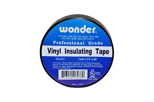 "Electrical Tape - 3/4"" x 60' - Black"