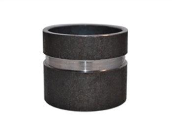 "Gruvlok x Weld - Nipple - 4"" - Steel"