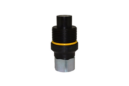 "Hydraulic Quick Coupler - VEP15 Series - 3/4"" NPT Male Nipple"