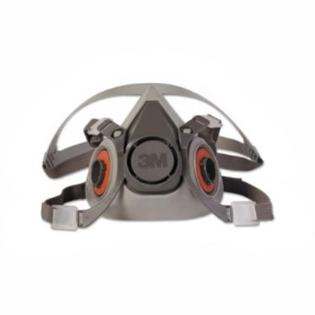 Face Mask - Half Facepiece Respirator - 6000 Series - Medium