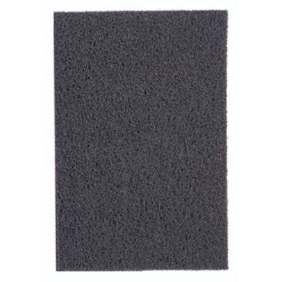 Hand Pad - Non-Woven - Ultra Fine - Grey - Silicon Carbide - 51434