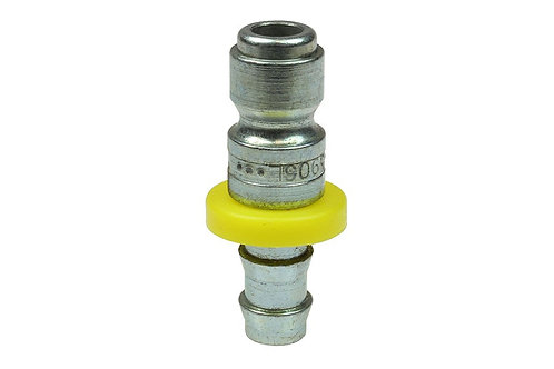 """Automotive Tru-Flate - 3/8"""" Plug - 3/8"""" Push-Lock"""