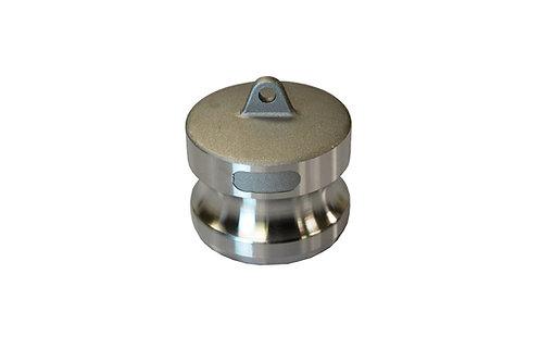 """Camlock - Dust Plug - 4"""" - Aluminum - 400DP"""