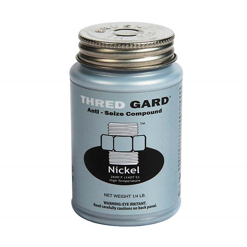 Thread Lubricant - Thred Gard - Anti Seize & Lubricating Compound - Nickel Based