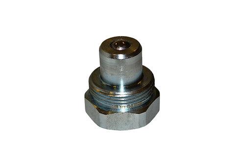 "Hydraulic Quick Coupler -  Enerpac Interchange 3/8"" Male Nipple - C 604 Style"