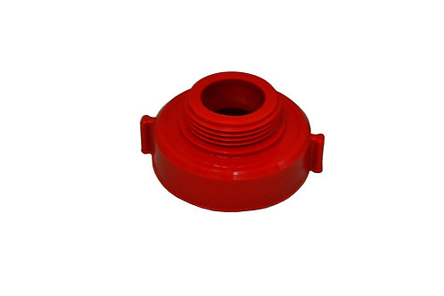 "Fire Hydrant Reducing Adapter - 2-1/2"" Female NYFD x 1-1/2"" Male NST/NH"