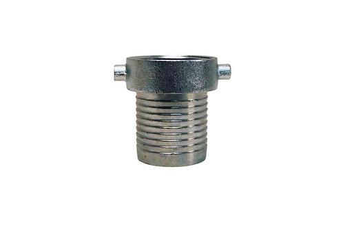 "Pin Lug Coupling - King Short Shank - Female - 2-1/2"" NPSM Threads - Steel"