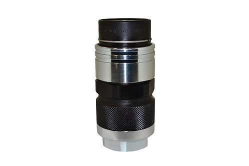 "Hydraulic Quick Coupler - VP17 series - 1"" NPT Male Nipple"
