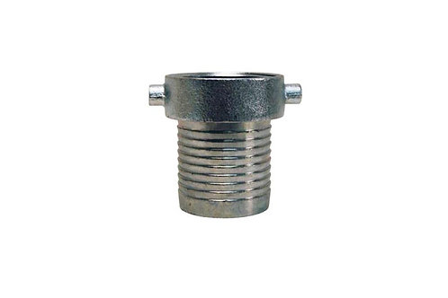 "Pin Lug Coupling - King Short Shank - Female - 1-1/2"" NPSM Threads - Steel"