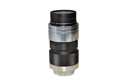 "Hydraulic Quick Coupler - VP15 Series - 3/4"" NPT Male Nipple"