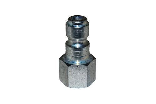 "Automotive Tru-Flate - 3/8"" Plug - 1/4"" Female Pipe Threads"