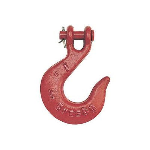 "Slip Hook - 3/8"" - Clevis Style - Crosby"