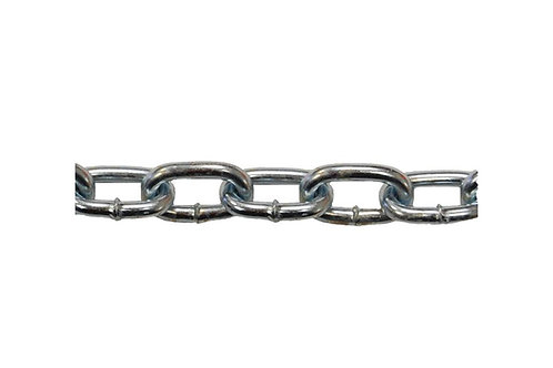 "G30 Proof Coil Chain - Long Link - 3/16"" x 10 FT"