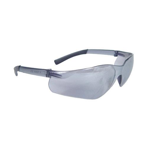 Safety Eyewear - Silver Mirror Lens - Silver Mirror Frame - Radians Rad-Atac