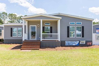Single, Double & Triple Wide Homes - Marty Wright Home Sales