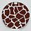 Thumbnail: Pattern Acrylic Keychain with Tassel