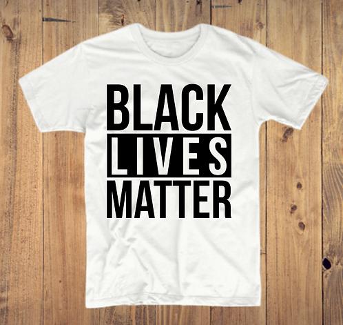 Black Lives Matter (Main Logo) T-Shirt