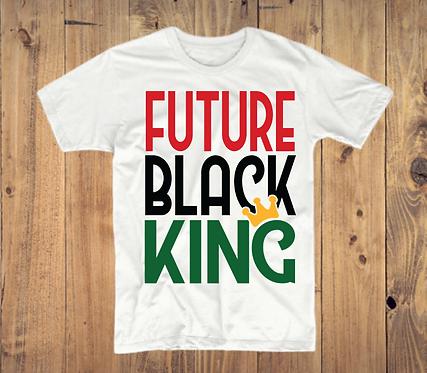 Future Black King T-Shirt