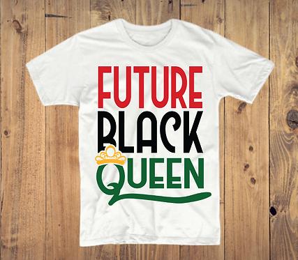 Future Black Queen T-Shirt