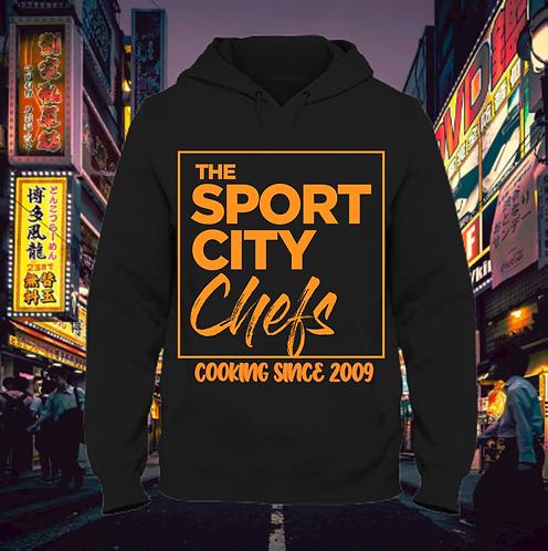 Sport City Chefs Cooking Since 2009 Hoodie Sweatshirt