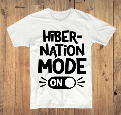 Hiber-Nation Mode T-Shirt