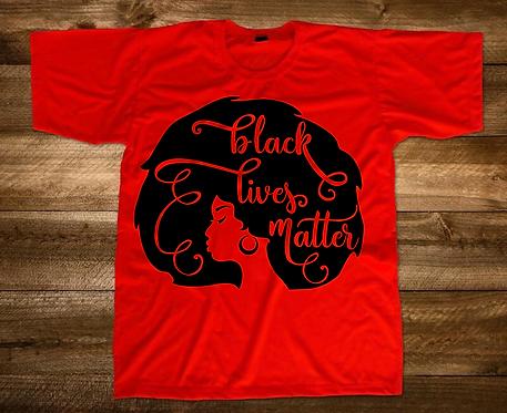 Black Lives Matter (Female) T-Shirt