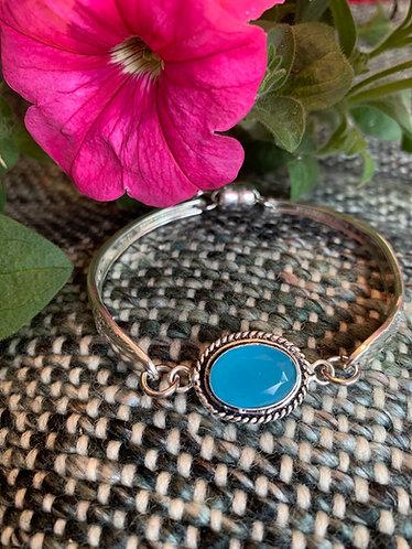 Upcycled Silverware Bracelet