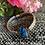 Thumbnail: Precious Flower Silverware Bracelet