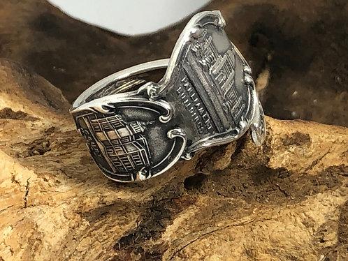 Victoria, BC Sterling Silver souvenir ring