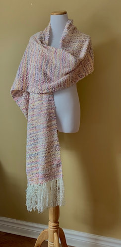 Lightly and comfy shawl
