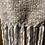 Thumbnail: Handwoven Dove Grey Scarf
