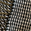Thumbnail: Handwoven Houndstooth Scarf