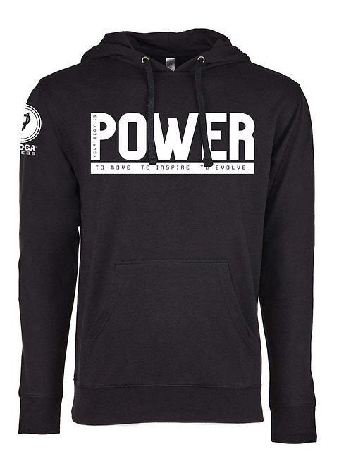 POWER Hoodie w/Free T-SHirt