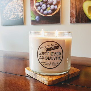 Zest Ever Aromatic Candle