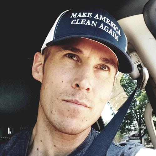 """""""MAKE AMERICA CLEAN AGAIN""""Hats"""