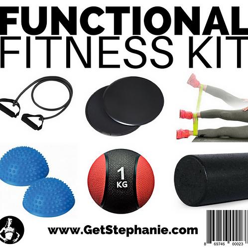 Functional Fitness Kit