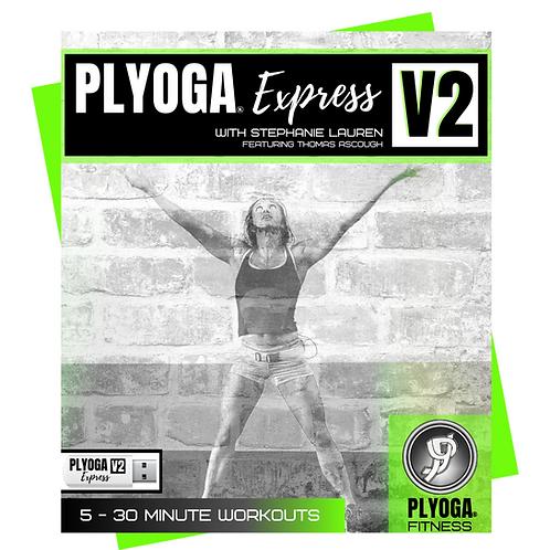 The New PLYOGA EXPRESS V2