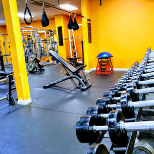 Gym Floor 3
